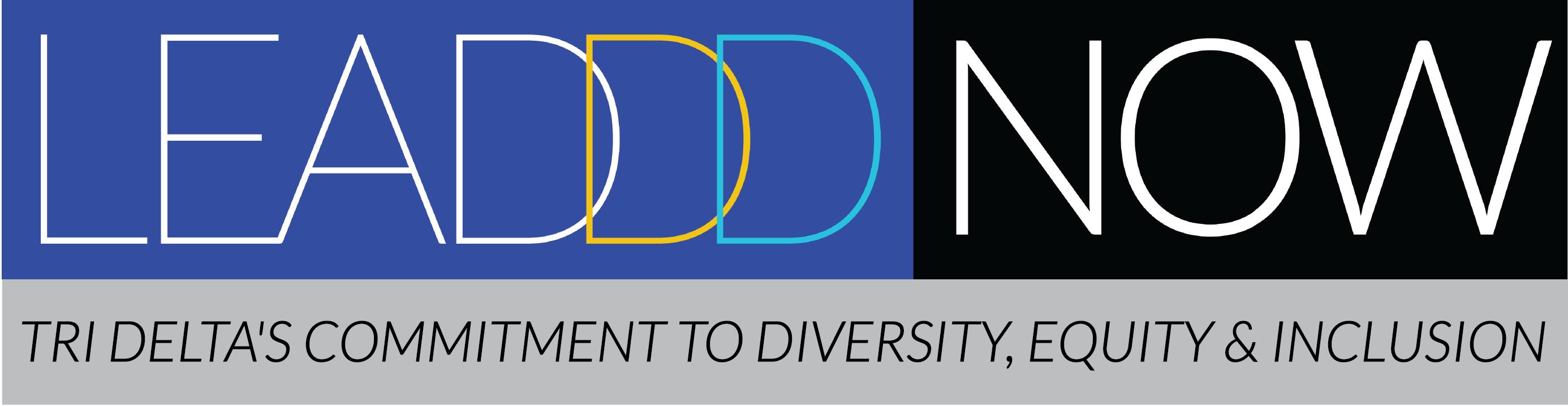 LEADDD Now: Tri Delta's Commitment to Diversity, Equity and Inclusion
